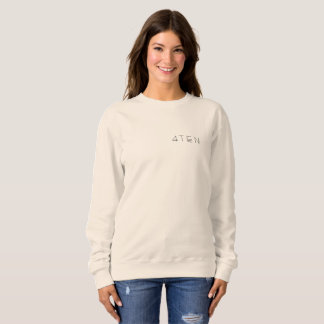 4TEN Womens Light Colours Sweatshirt