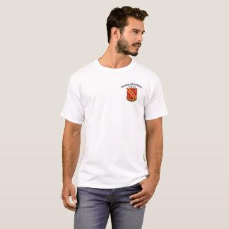 "4th Battalion, 42nd Artillery ""Straight Arrow"" #2 T-Shirt"