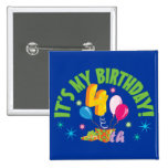 4th Birthday Pin