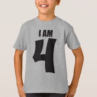 4th Birthday! T-Shirt