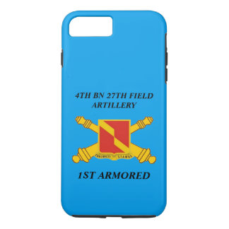 4TH BN 27TH FIELD ARTILLERY 1ST ARMORED CASE