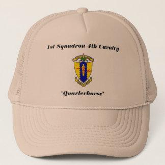 4th Cavalry hat. Trucker Hat