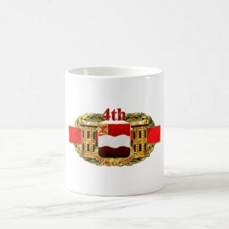 4th Engineer Battalion Coffee Mug