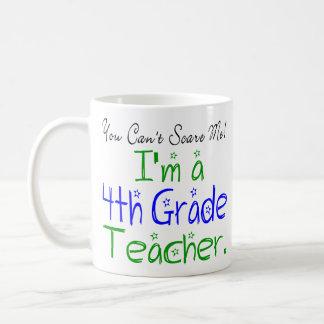 4th Grade Teacher Mug