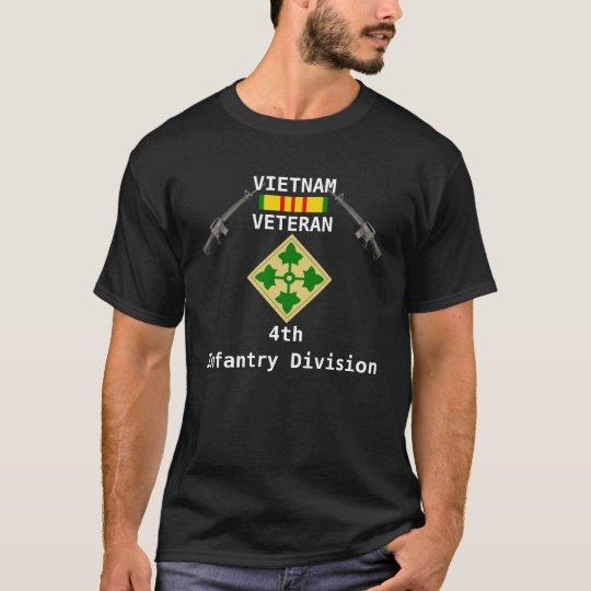 4th Inf Div 1 T-Shirt