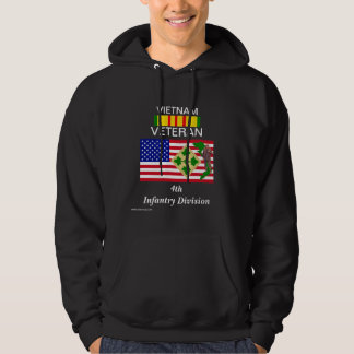 4th Inf Div H B 1 Hoodie