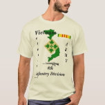 4th Inf Division-T T-Shirt