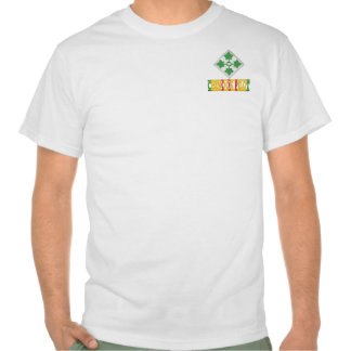 4th Infantry Division CH-47 Chinook Pilot Shirt
