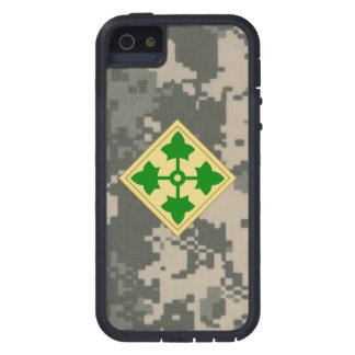 """4th Infantry Division """"Ivy Division"""" Case For The iPhone 5"""