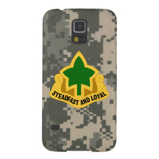 """4th Infantry Division """"Ivy Division"""" DUI Cases For Galaxy S5"""