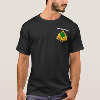 "4th Infantry Division ""Ivy Division"" T-Shirt"
