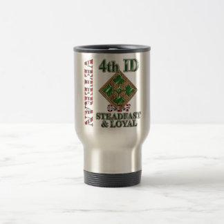 4th Infantry Division OEF Veteran Coffee Mug