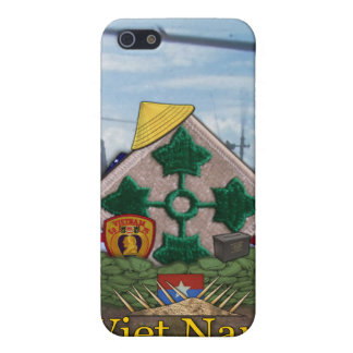 4th infantry division vietnam nam iphone case iPhone 5/5S cover