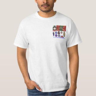 4th Infantry History T-Shirt