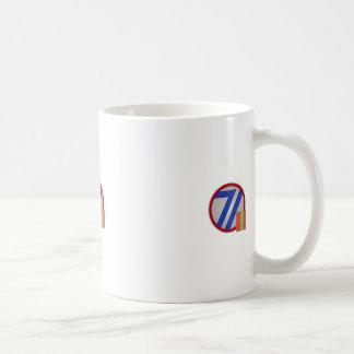 4th Infantry Regiment Basic White Mug