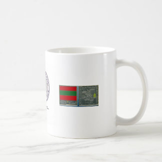 4th Infantry Regiment Veteran Cup Basic White Mug