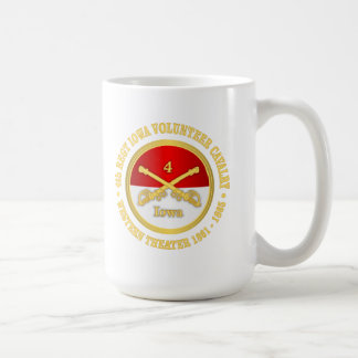 4th Iowa Cavalry Coffee Mug