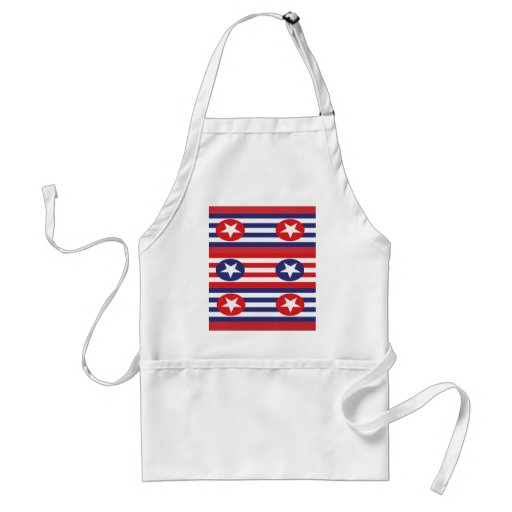 4th july party aprons