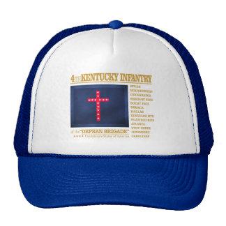4th Kentucky Infantry (BA2) Cap