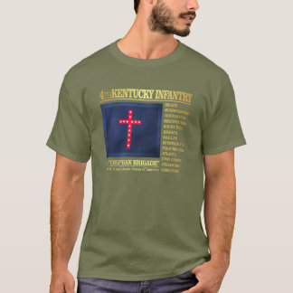 4th Kentucky Infantry (BA2) T-Shirt