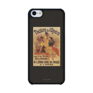 4th Masked Ball at Theatre de l'Opera Carved® Maple iPhone 5C Case