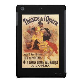 4th Masked Ball at Theatre de l'Opera iPad Mini Cover
