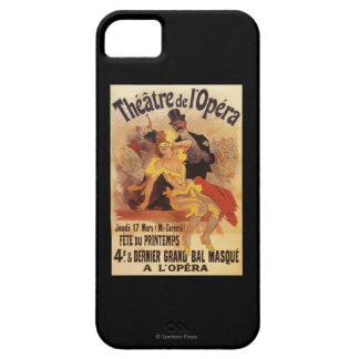4th Masked Ball at Theatre de l'Opera iPhone 5 Covers