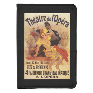 4th Masked Ball at Theatre de l'Opera Kindle Touch Cover