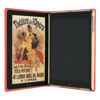 4th Masked Ball at Theatre de l'Opera Cover For iPad Air
