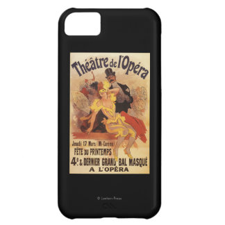 4th Masked Ball at Theatre de l'Opera iPhone 5C Cases
