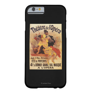 4th Masked Ball at Theatre de l'Opera Barely There iPhone 6 Case