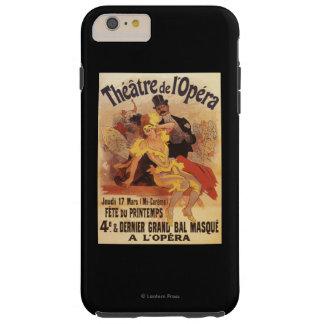 4th Masked Ball at Theatre de l'Opera Tough iPhone 6 Plus Case