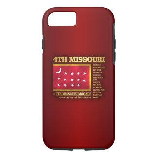 4th Missouri Infantry (BA2) iPhone 7 Case