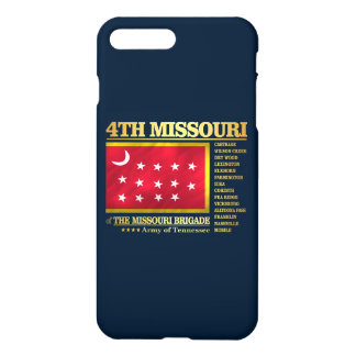 4th Missouri Infantry (BA2) iPhone 7 Plus Case