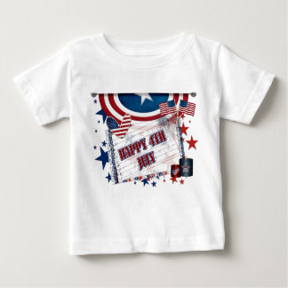 4TH OF JULY BABY T-Shirt