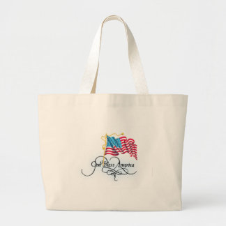4th-of-july tote bag