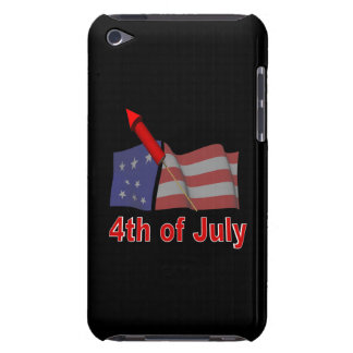 4th Of July iPod Touch Cover