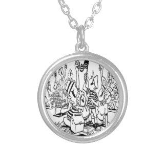 4th of July Celebration Necklace