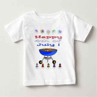 4th of July Cookout Infant T-Shirt