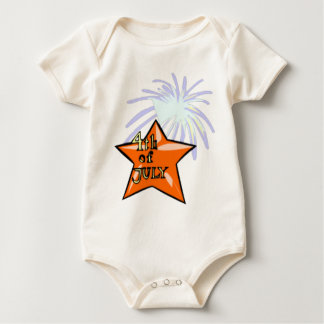 4th of july crafts baby bodysuit