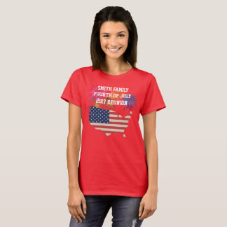 4th of July Family Reunion Shirt
