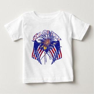 4th of July fireworks Tshirt