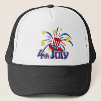 4th of July Independence Day Hat