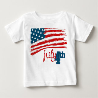 4th of July Infant T-Shirt