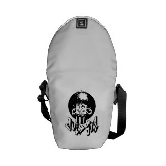 4th of July Courier Bag