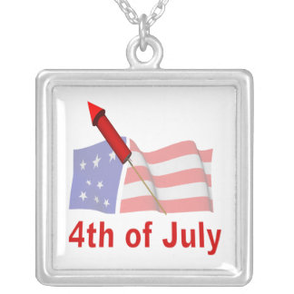 4th Of July Pendant