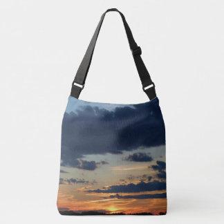 4th of July Sunset 2016 Crossbody Bag