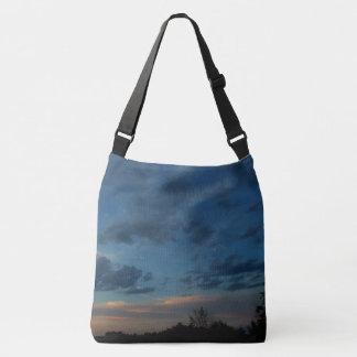 4th of July Sunset Sky 2016 Crossbody Bag