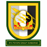 4th Psychological Operations Grp - Airborne flash Photo Cutout