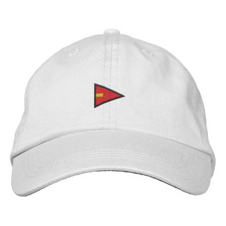 4th Repeat Embroidered Hat